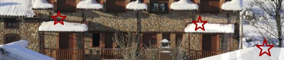 """COFERTA NAVIDAD casa Rural """"El Serrano"""" en Prioro"""
